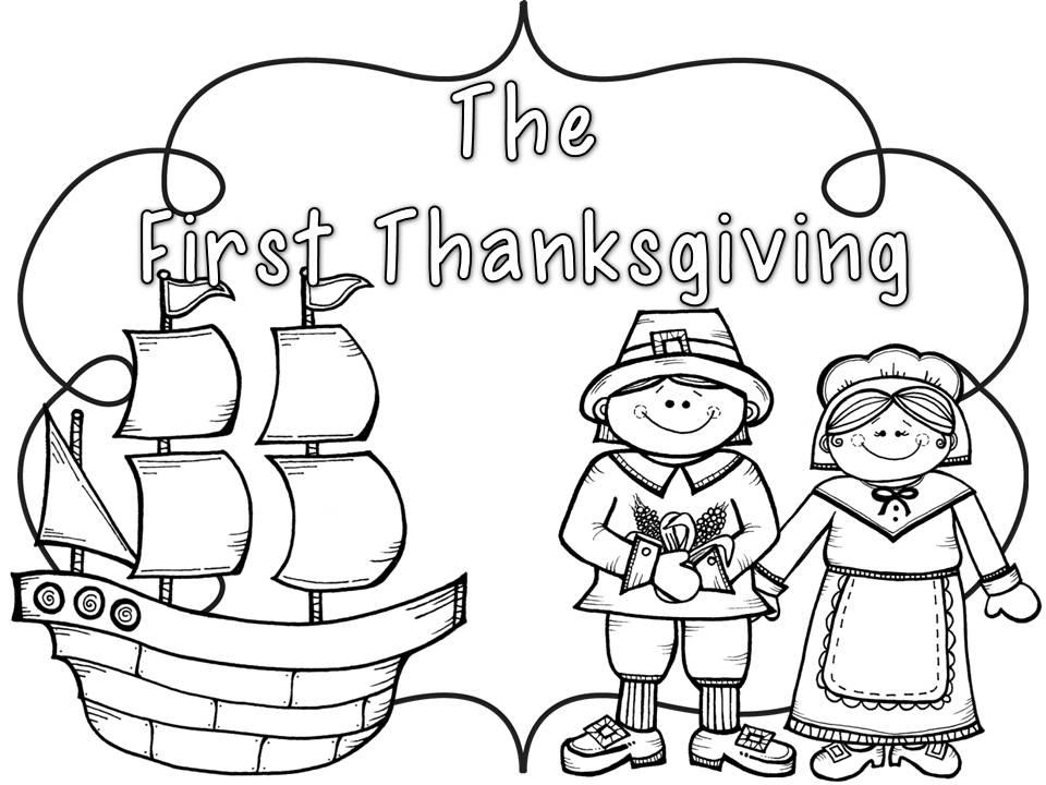 960x720 Kindergarten Thanksgiving Activities Free