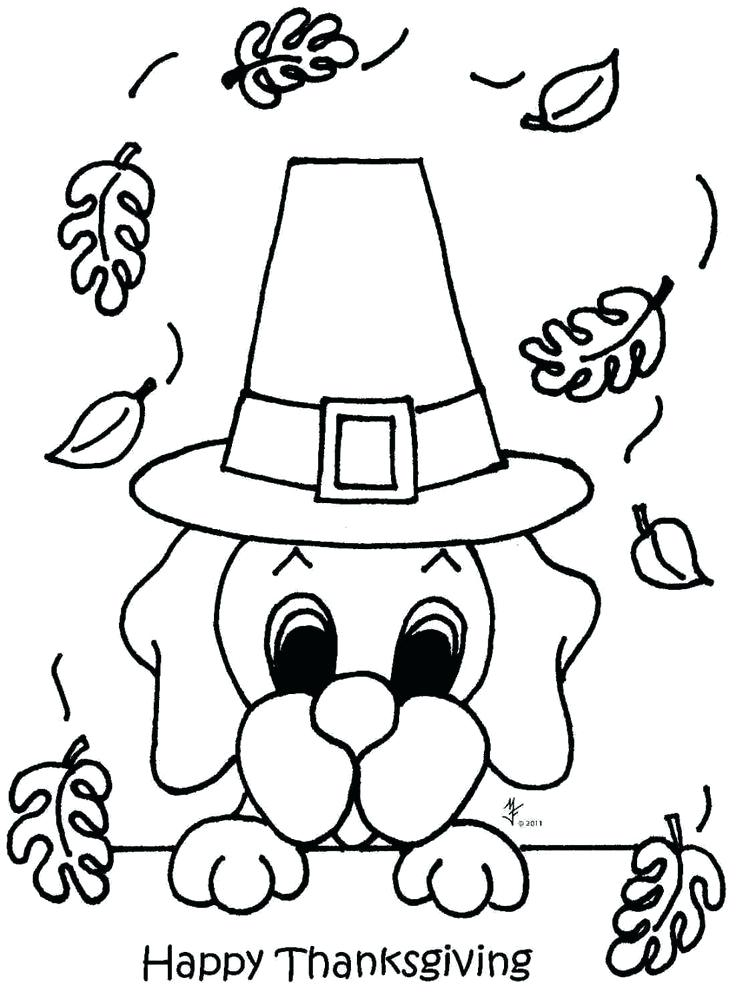 736x992 Hard Animal Printable Coloring Pages Free Happy Thanksgiving
