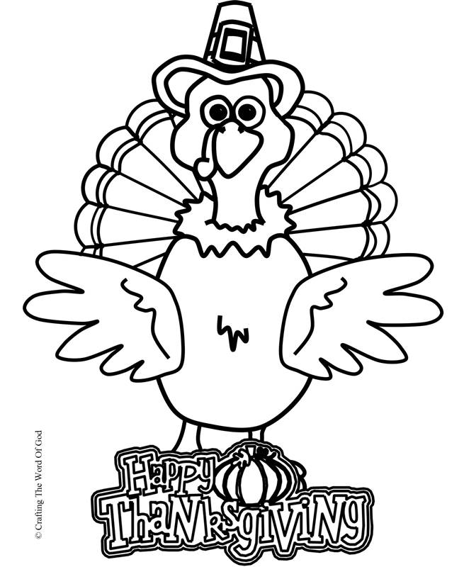 Turkey Drawing For Thanksgiving At GetDrawings