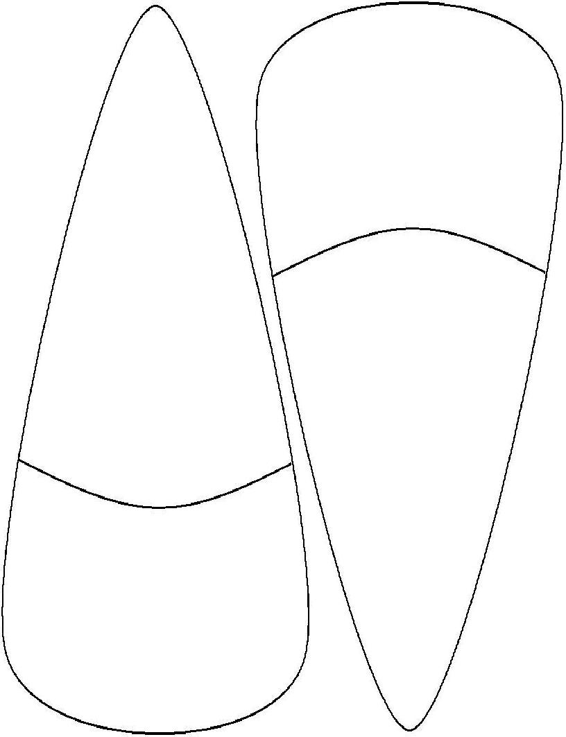 Turkey Drawing Template At Getdrawings Com Free For Personal Use