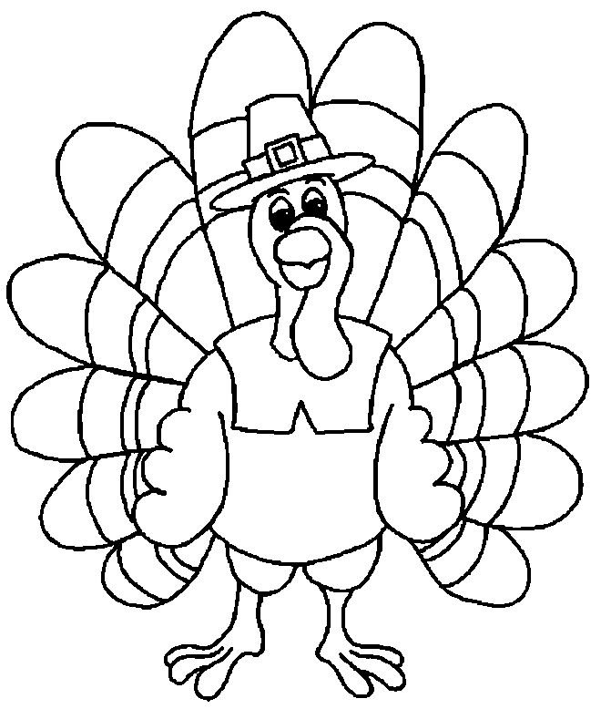 660x778 The 25 Best Turkey Coloring Pages Ideas On Pinterest