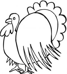 236x262 Turkey Pattern Coloring Pagesline Drawings Misc.