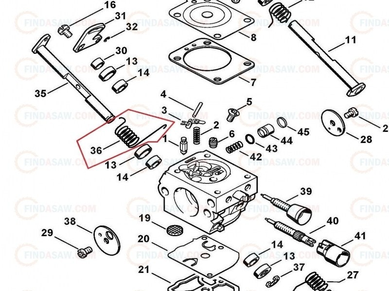 The Best Free Stihl Drawing Images Download From 9 Free Drawings Of