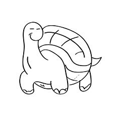 230x230 Top 20 Free Printable Turtle Coloring Pages Online