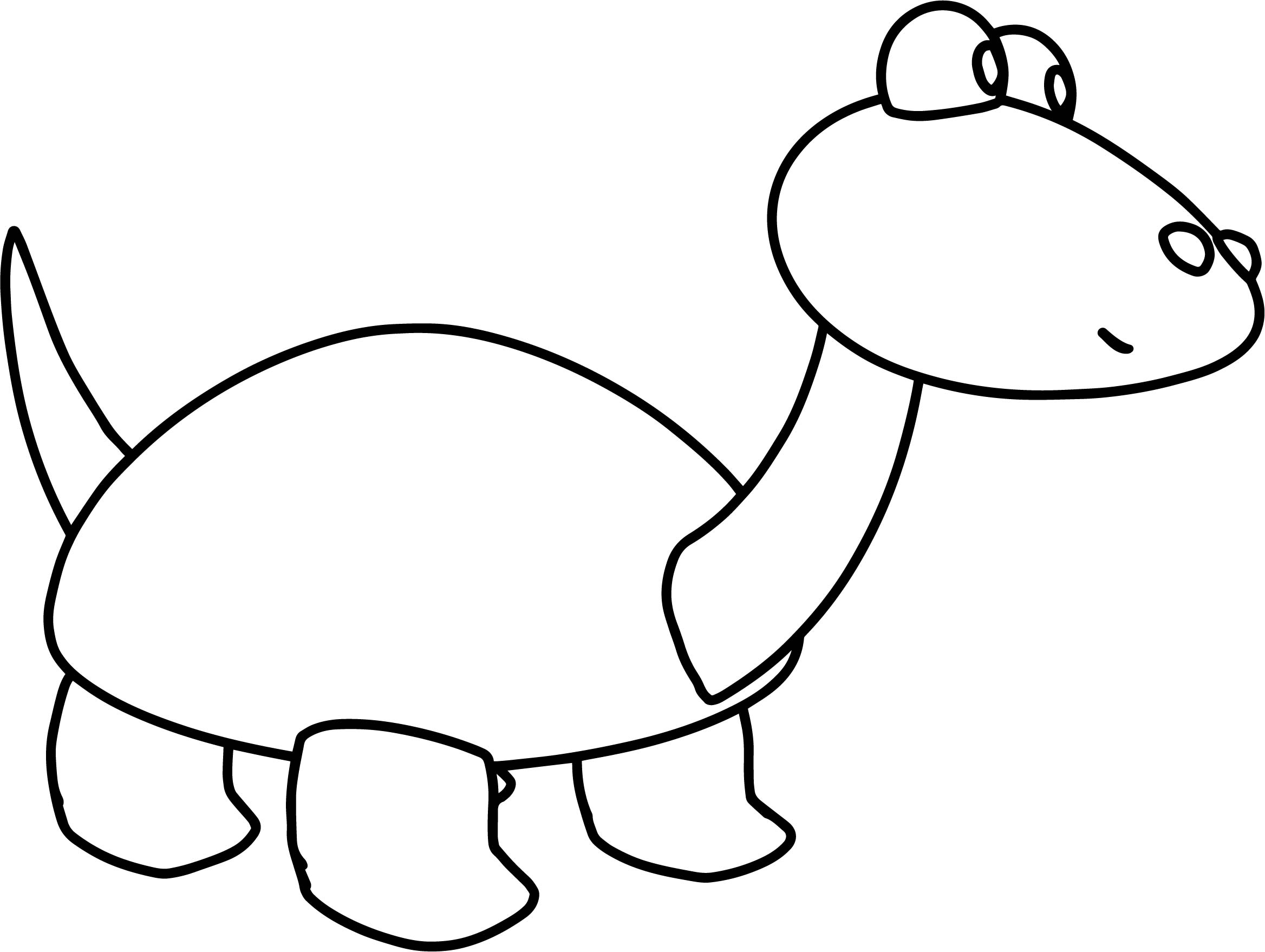 Turtle Easy Drawing