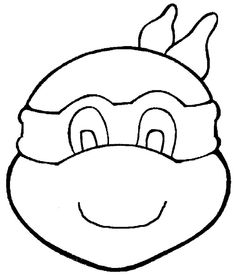 236x275 Ninja Turtles Clipart Black And White