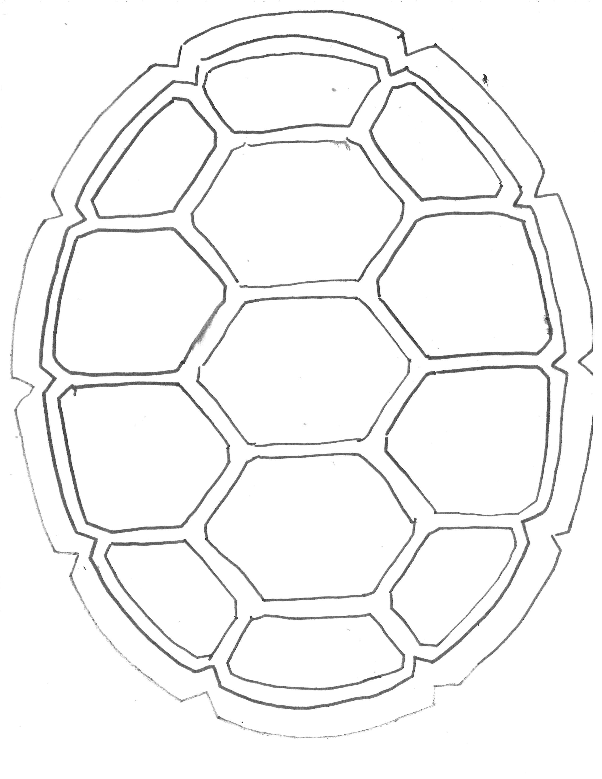 2550x3300 Turtle Shell Drawing Drawn Turtle Pattern