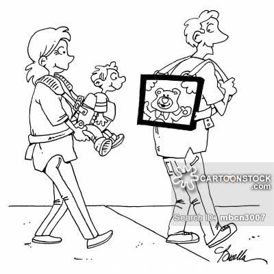 400x400 Portable Television Cartoons And Comics