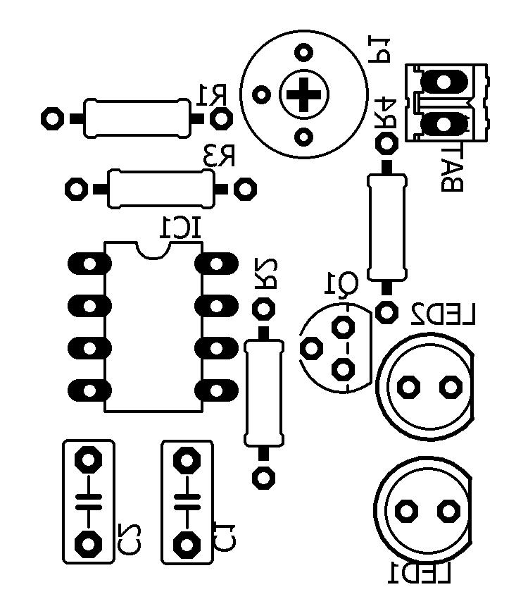 733x867 Tv Remote Control Jammer Circuit