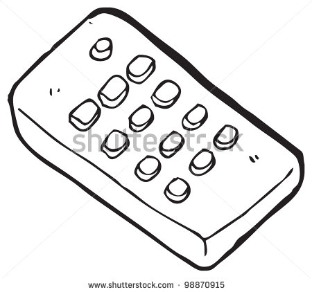 450x422 Cartoon Remote Control