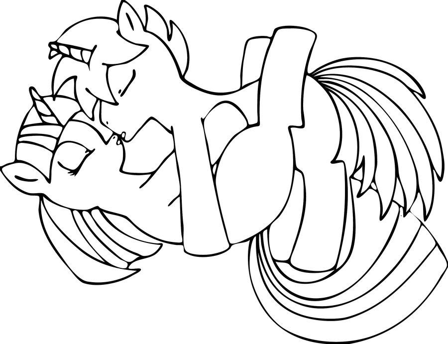 900x691 Ponydavid And Twilight Sparkle By Rayodragon