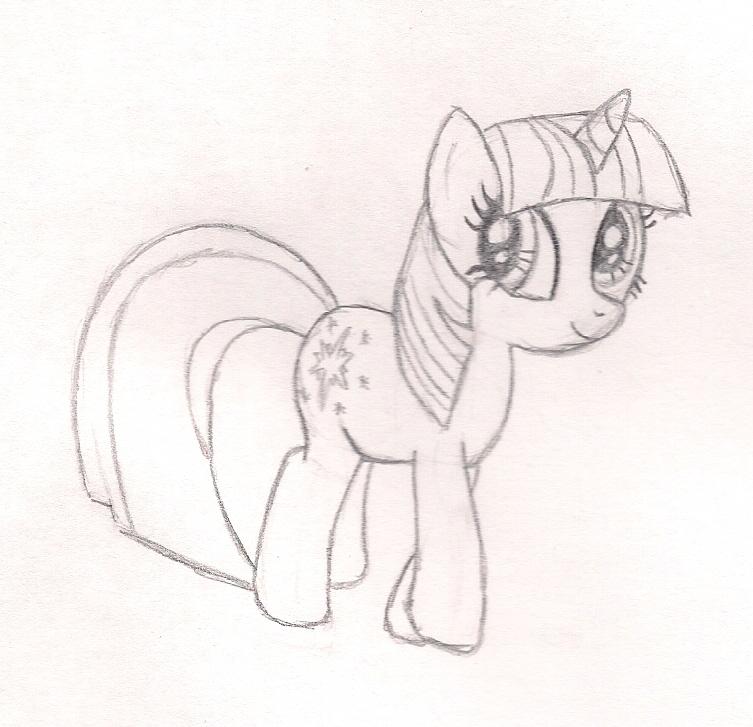 753x727 Twilight Sparkle Speed Sketch By Artwork Tee