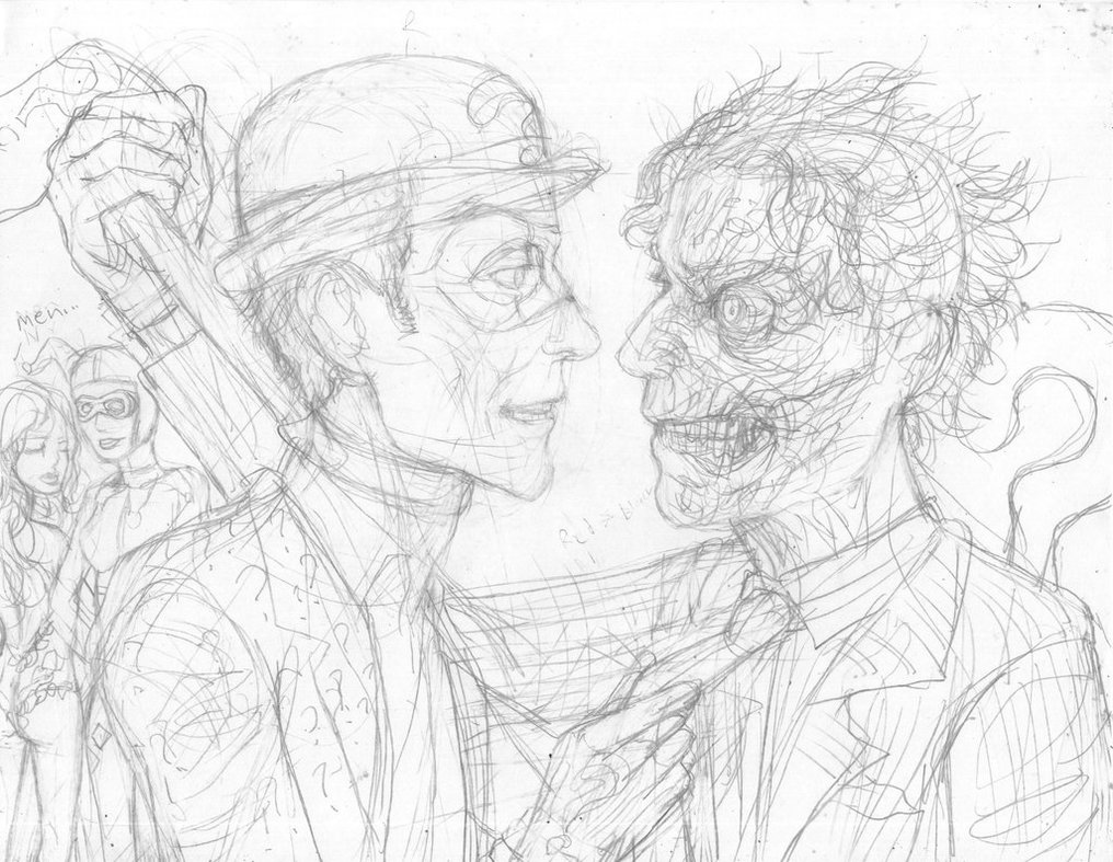 1016x787 Riddlertwo Face Sketch By Mythology1