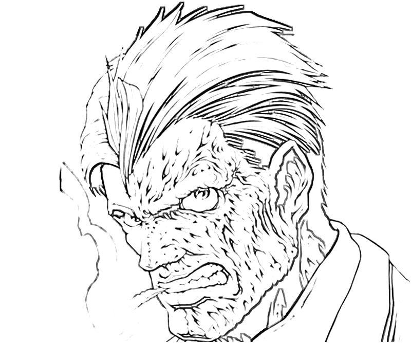 800x667 Batman Arkham City Two Face Character Yumiko Fujiwara