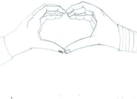 480x346 Heart Hands By Xxsoranoxx