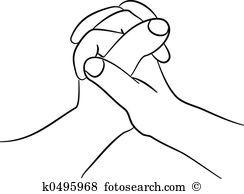 244x194 Two Hands Together Clipart
