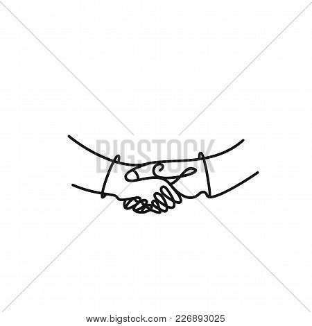 450x470 Business People Shaking Hands Images, Illustrations, Vectors