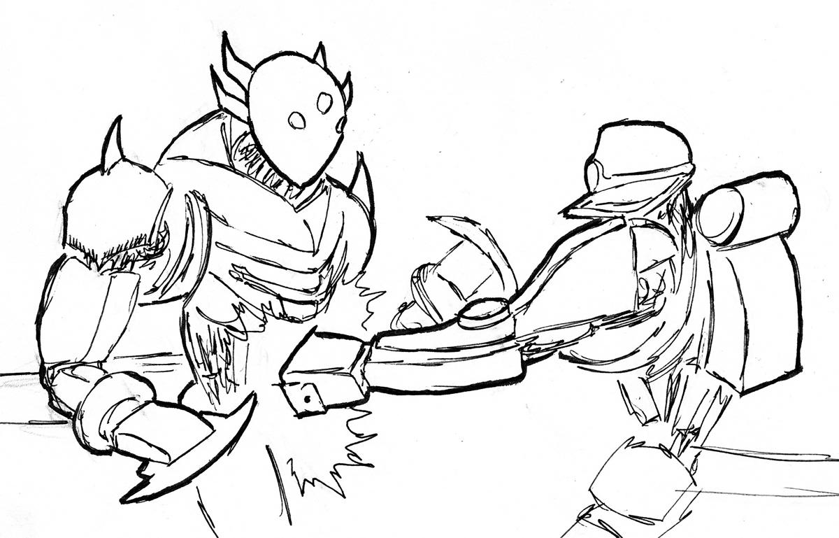 1200x769 Sketched Screenings Robot Combat League