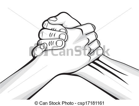 450x344 Two Hands Together Clipart