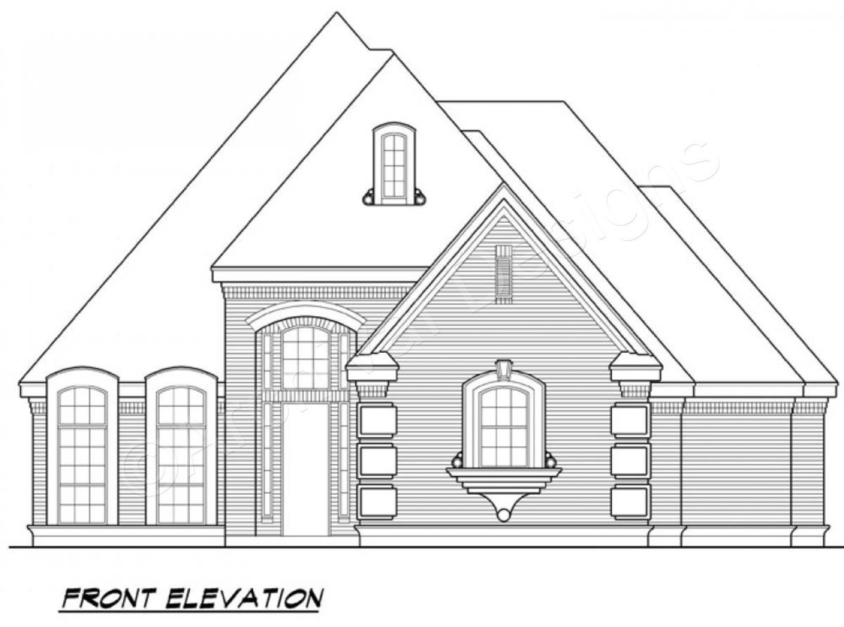 1200x892 Pecan Plantation Narrow Floor Plans Texas Floor Plans