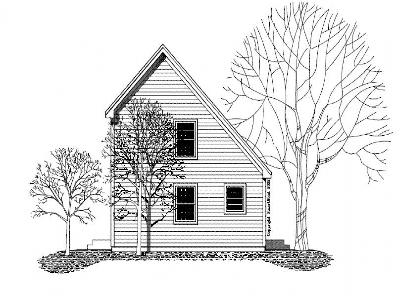 1280x960 Two Story Saltbox House Plans Christmas Ideas,