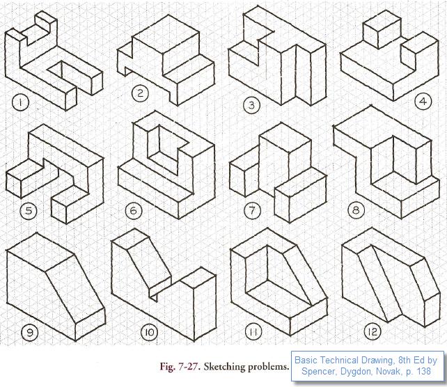642x556 Dimensioning Practice Worksheets