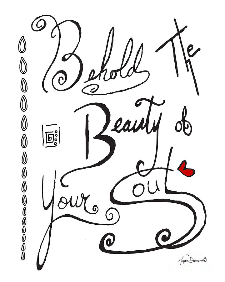 720x900 Typography Black And White Word Art Unique And Whimsical Drawing