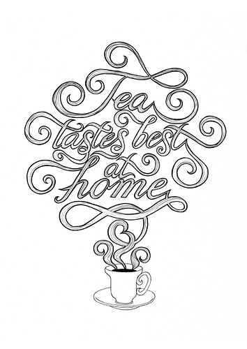 354x500 40 Examples Of Incredible Hand Drawn Typography Psdfan