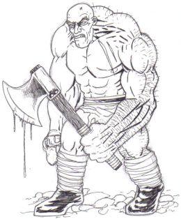 260x314 Fantasy Art Drawing How To Draw An Ugly Troll Fantasy Art, Art