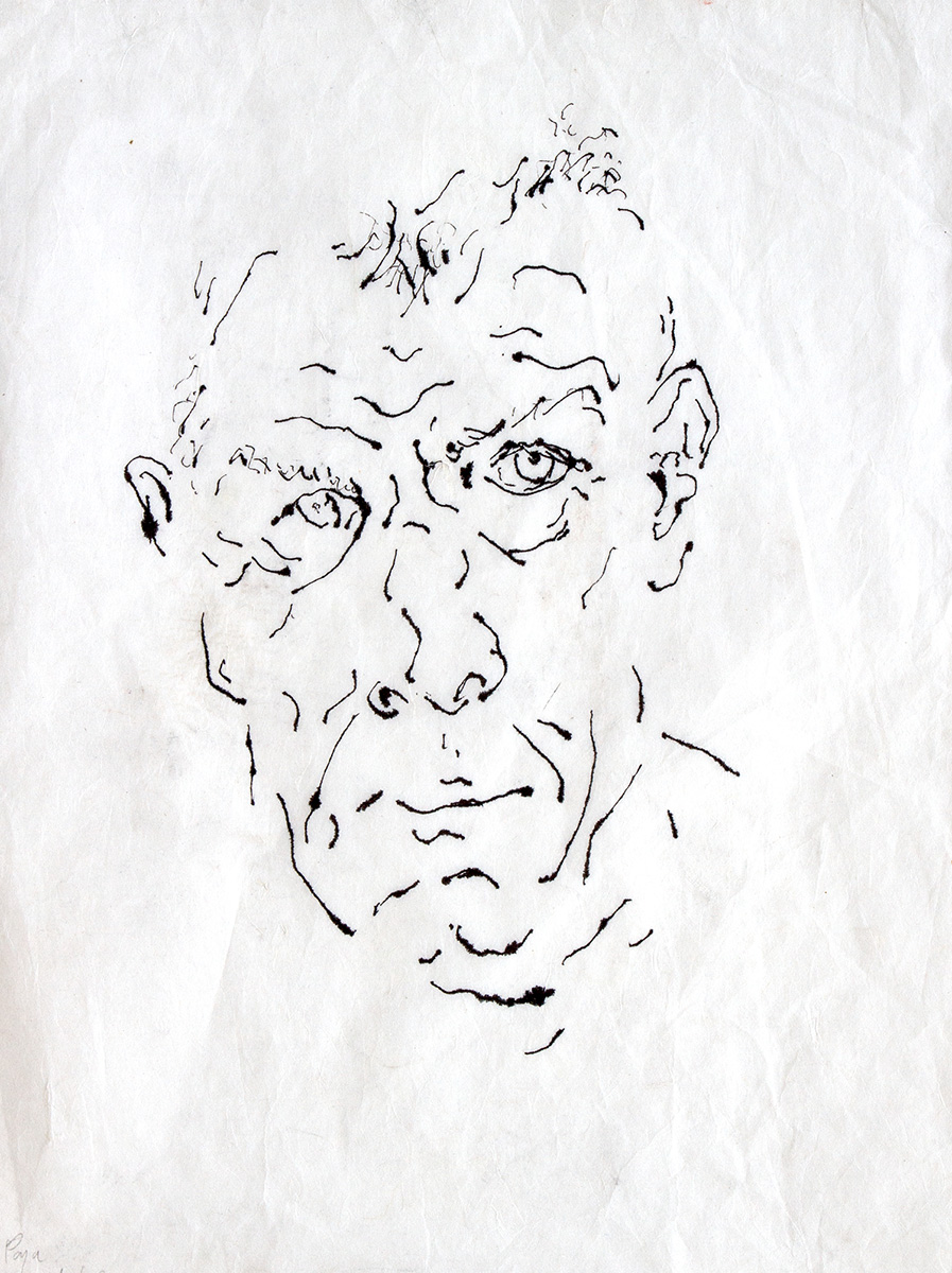 897x1200 Mandells Gallery Seeing Through Drawing