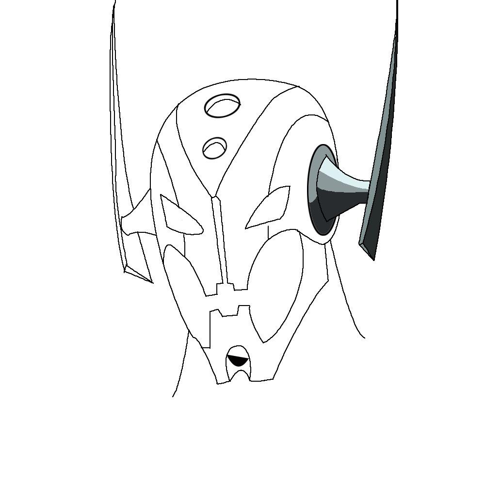 1000x1000 Ultron Drawing Unfinished By Jaydi Man