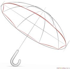 236x231 How To Draw An Umbrella Art Inspiration And Projects
