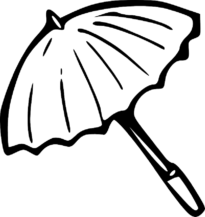 Umbrella Drawing Images