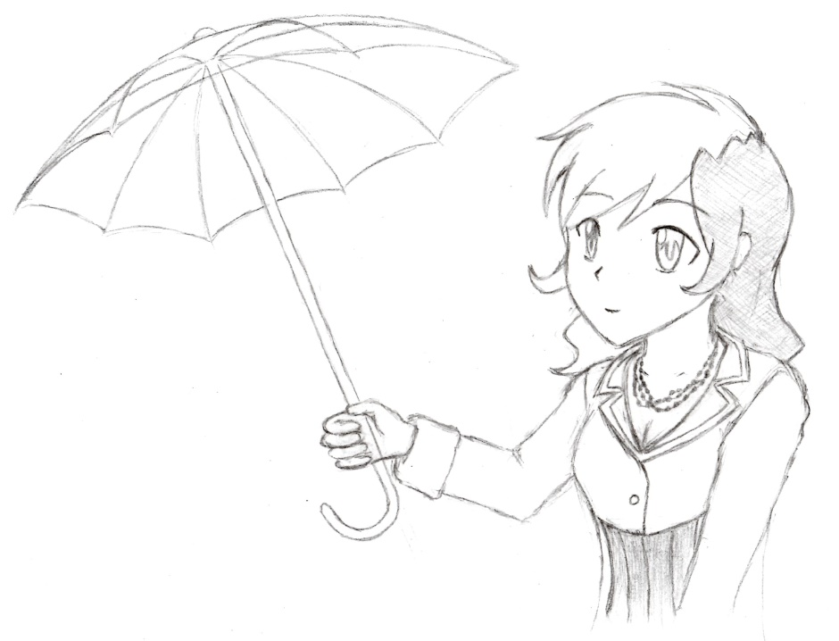 940x718 Neo Offering Her Umbrella (Rwby) By Alphamusprime