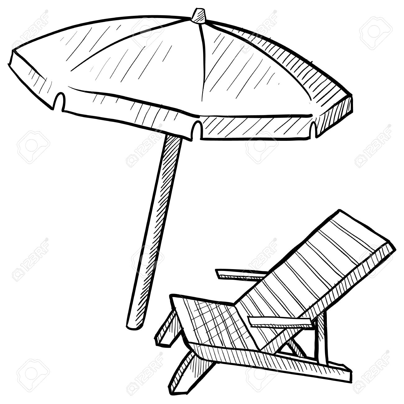 Line Drawing Umbrella : Umbrella line drawing at getdrawings free for
