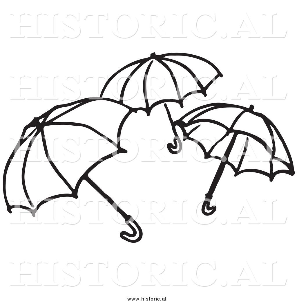 1024x1044 Closed Umbrella Clipart Black And White