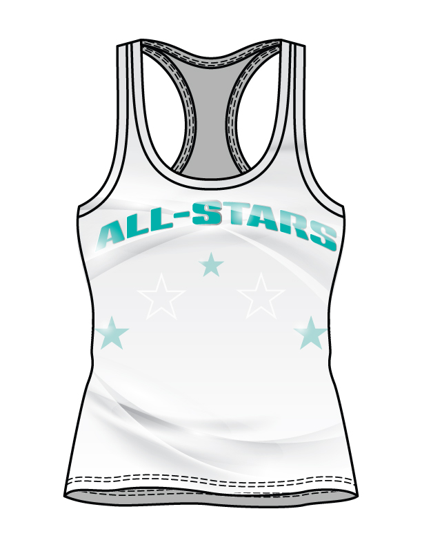 612x792 Sublimated Practice Wear