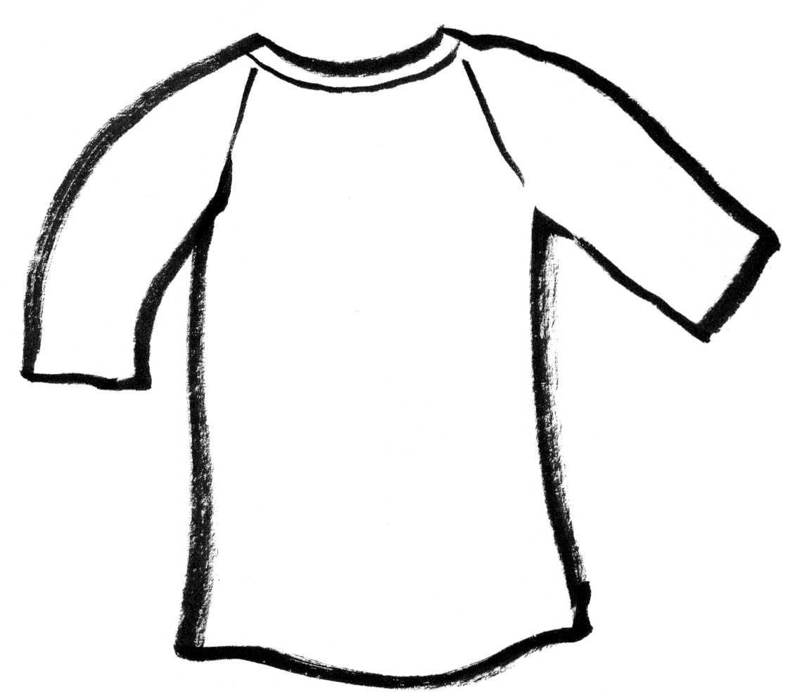 1140x994 T Shirt Coloring Pages