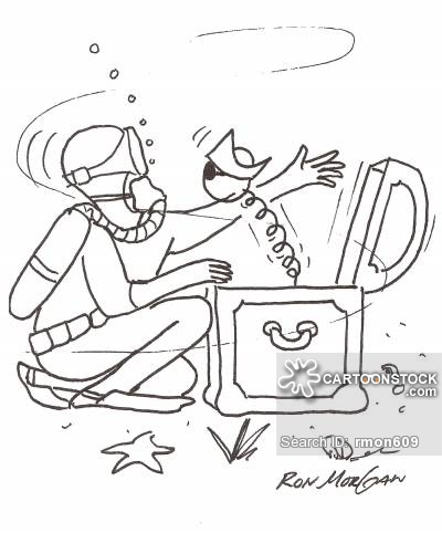 400x482 Underwater Exploration Cartoons And Comics