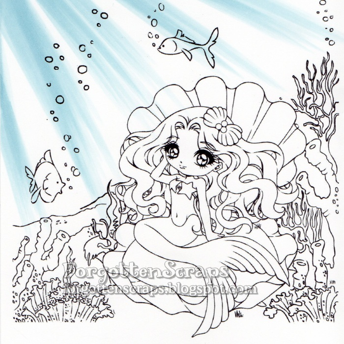 700x700 Make It Crafty Store Siren Of Pearls Underwater Tutorial