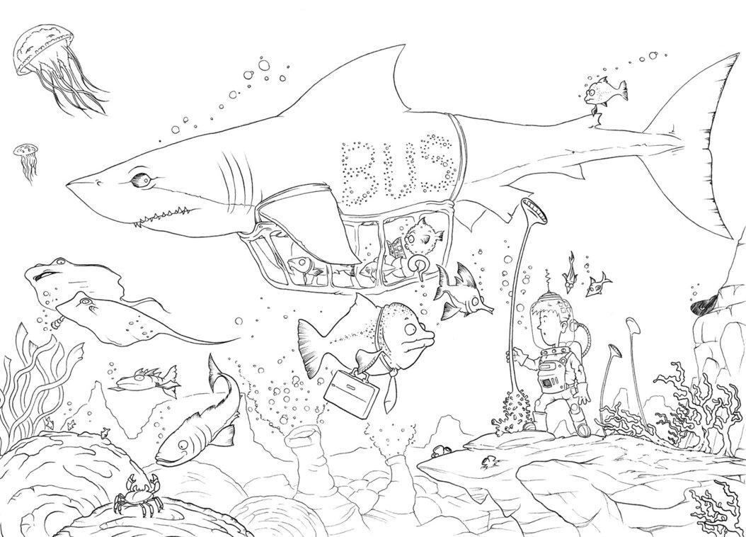 1054x758 Underwater By Jeremy Falchi