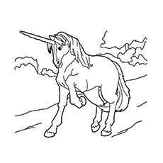230x230 Top 25 Free Printable Unicorn Coloring Pages Online