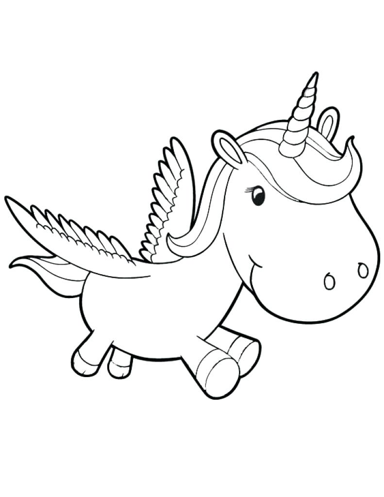 791x1024 Coloring Coloring Pages Of Unicorns