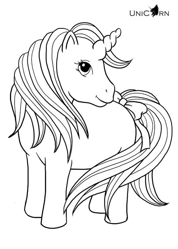 600x840 Coloring Pages Of Unicorns Draw Coloring Pages Of Unicorns 77