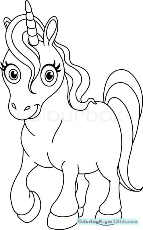 498x800 Cute Unicorn Coloring Pages With Mustaches Coloring Pages For Kids