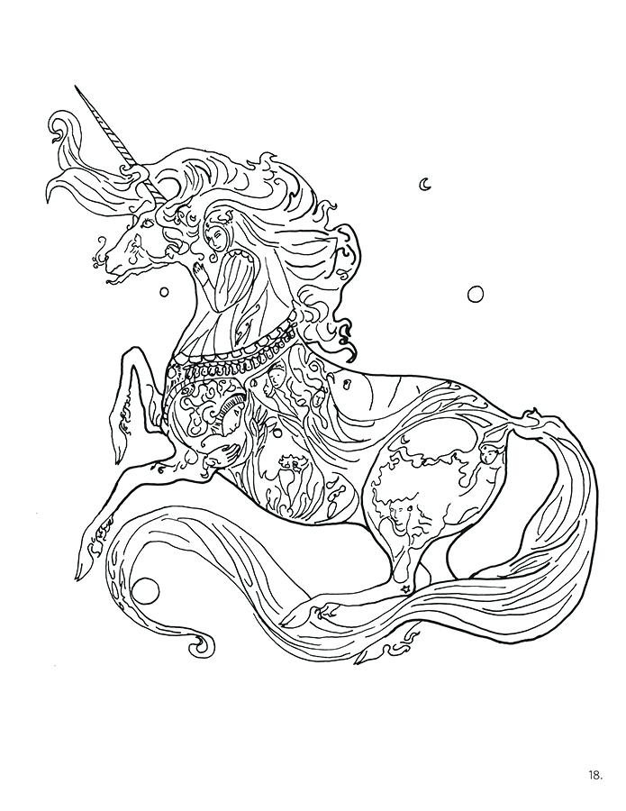695x900 Unicorn Coloring Books Unicorn Coloring Pages Games Joandco.co