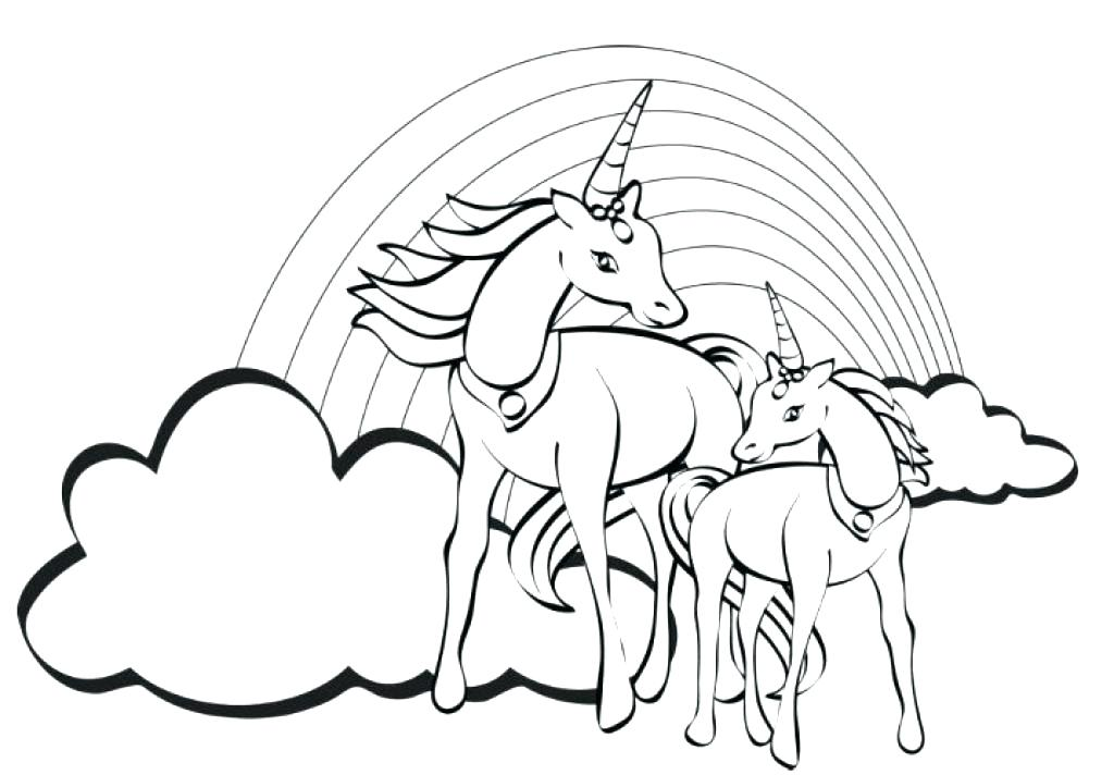 1024x712 Unicorn Coloring In Sheets Also Unicorn Coloring Pages Unicorn
