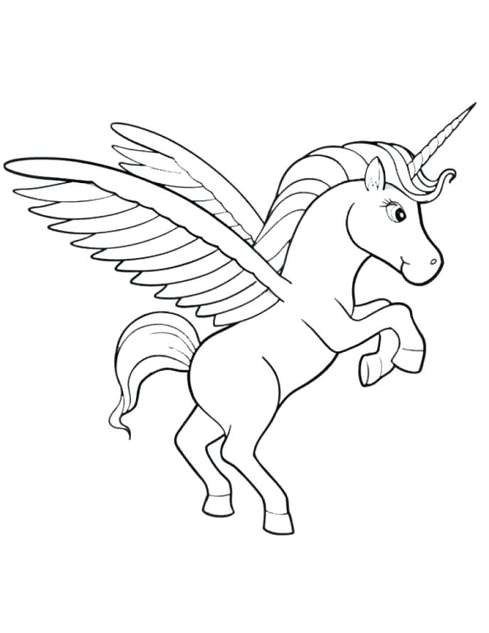 Unicorn Drawing Games At GetDrawings