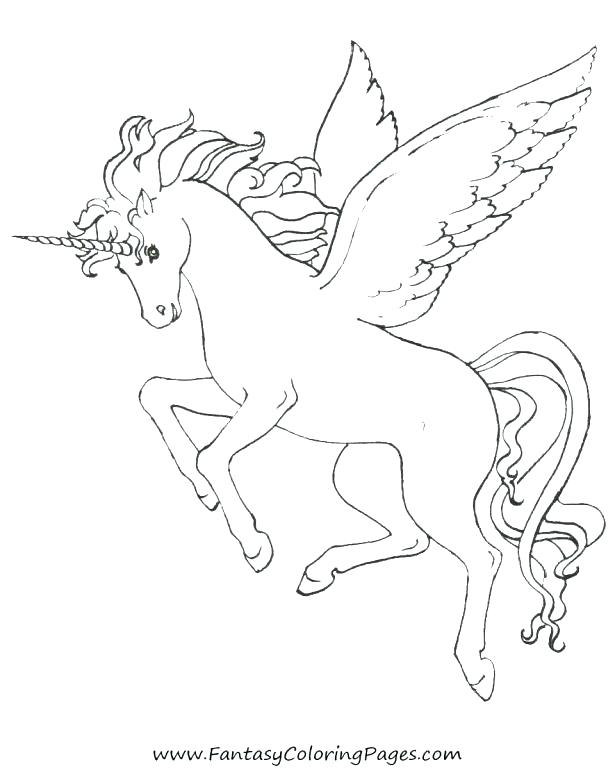 615x769 Free Online Unicorn Coloring Games As Well As Unicorn Color Pages