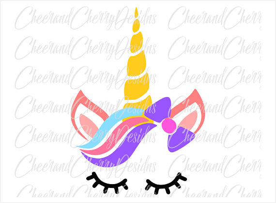 570x419 Unicorn SVG file Unicorn face svg Unicorn Birthday svg Unicorn